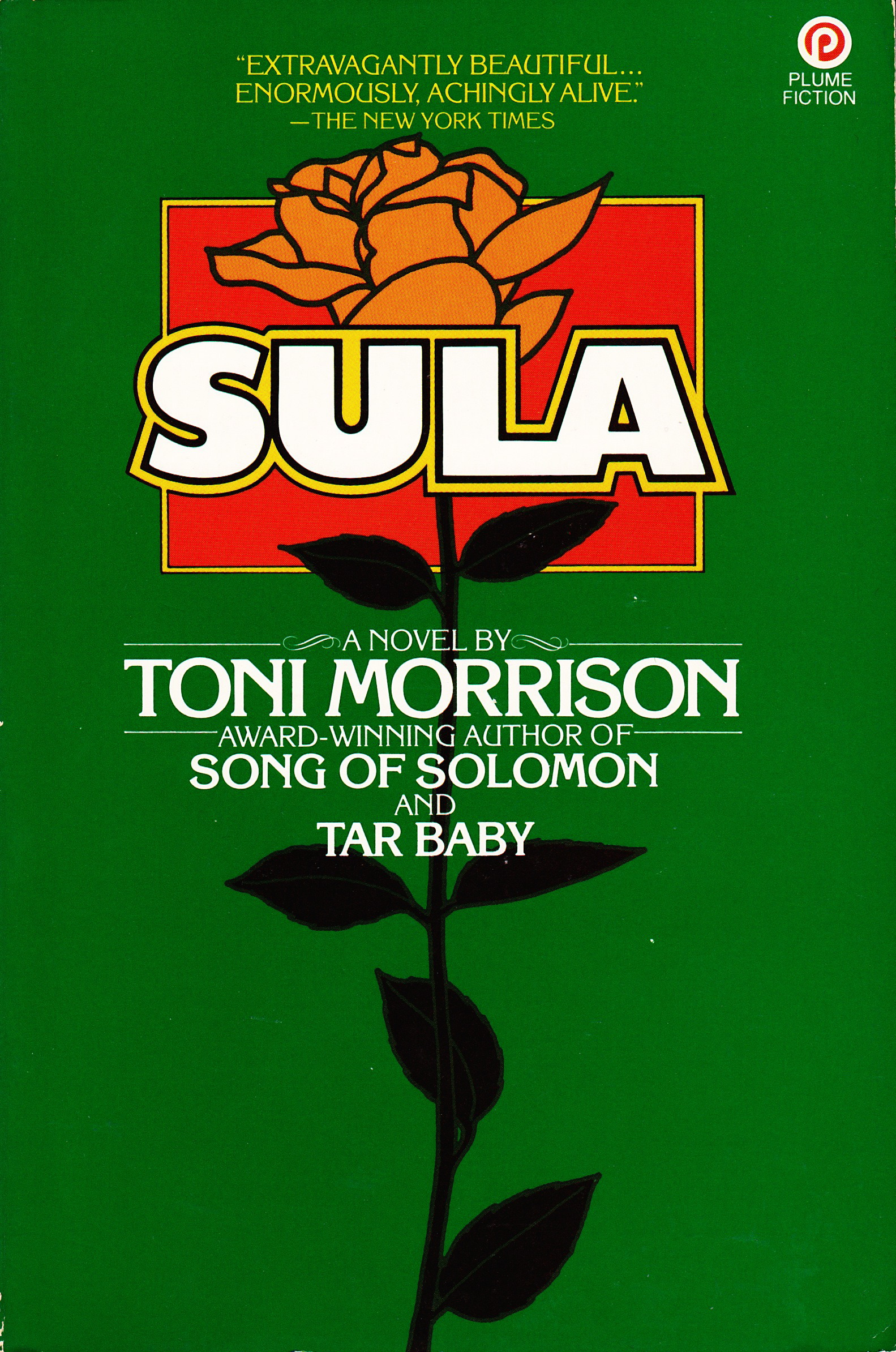 "an analysis of nel and sula by toni morrison Trauma and place in toni morrison's sula shu-ling chen sula tells nel that every colored woman in their country is ""dying"" ""like a stump."
